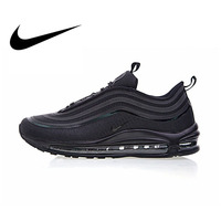 Original Authentic Nike Air Max 97 UL '17 Men's Comfortable Running Shoes Sport Outdoor Sneakers Breathable Good Quality 918356