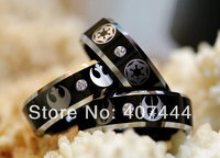 Free Shipping USA UK Canada Russia Brazil Hot Sales 8MM Star Wars Imperial Empire Rebel Alliance