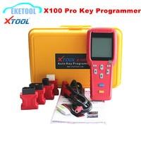 Original Xtool Auto Key Programmer X100 PRO Supports Multi Brand Cars Key Programming Immobilizer Reset ECM X 100 Pro Full Sets