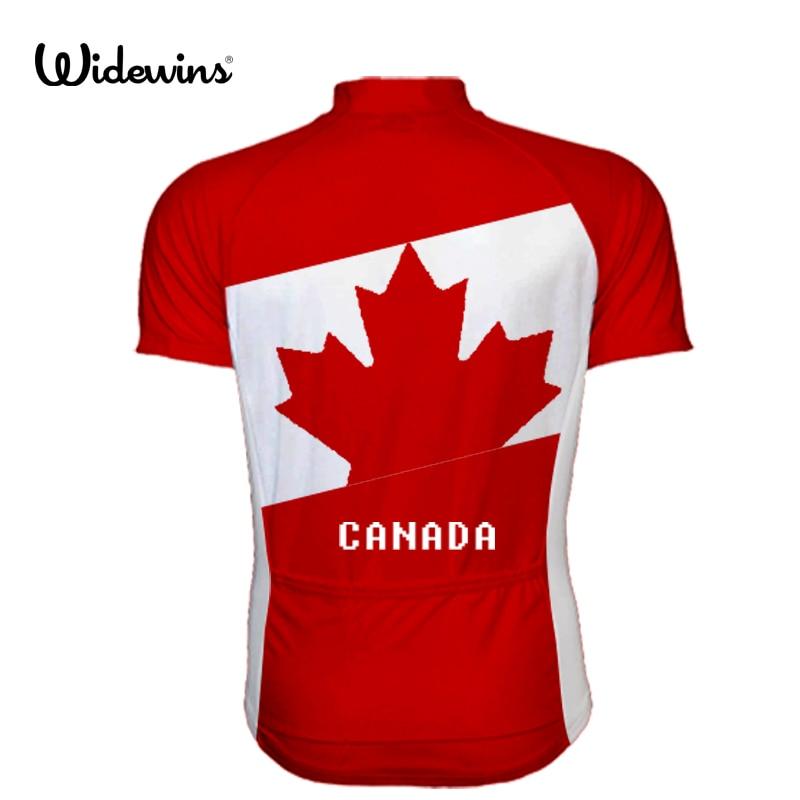2017 Velosiped Cersi Pro Komandası Kanada Kişilər Maple Leaf - Velosiped sürün - Fotoqrafiya 3