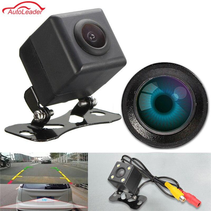 Wi-Fi Беспроводной автомобиль обращая Камера заднего вида Камера 120/150 градусов Ночное видение IP66 Водонепроницаемый для iPhone/Android/IOS