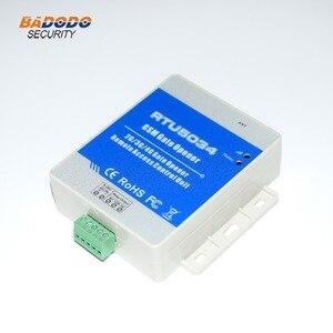 Image 5 - GSM 3G 4G APP SMS fernbedienung einzigen relais schalter GSM tor öffner RTU5034 für schiebe schaukel garage tor türöffner