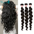 Malaysian Loose Wave Virgin Hair 3pcs Loose Curly Weave Human Hair Cheap Loose Wave Malaysian Hair Rosa Queen Hair Products