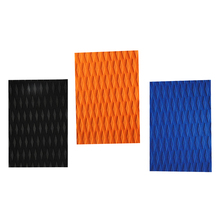 Non-slip EVA SUP Surfboard Skimboard Traction Pad Deck Grip Mat DIY Accessories for Surfing Water Sports 30x21x0.5 cm 3Colors