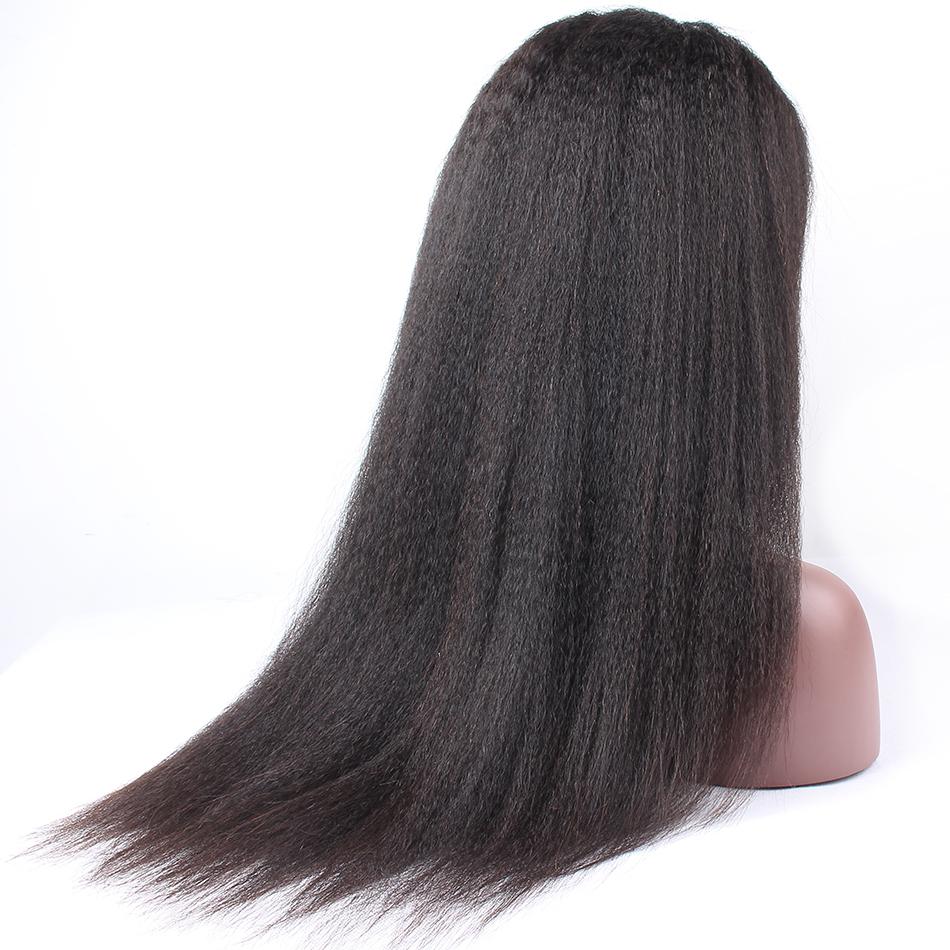 lace front human hair wigs for black women brazilian malaysian indian peruvian virgin hair (15)