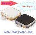 Новые USB Флэш-Накопитель Флешки для Apple для iphone 5/5s/6/6 s/плюс/Ipad внешнее запоминающее pendrive бесплатная доставка otg горячие