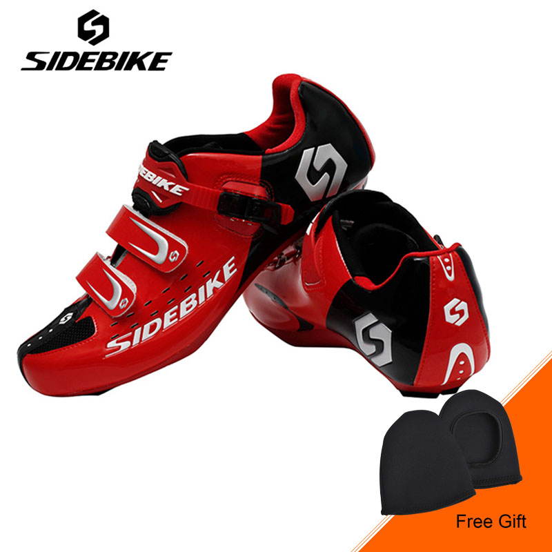 Sidebike Men Outdoor Cycling Shoes Road Bicycle Shoes Ultralight Self-locking Cycling Bike Shoes Sneakers Sapatos de ciclismo veobike men long sleeves hooded waterproof windbreak sunscreen outdoor sport raincoat bike jersey bicycle cycling jacket