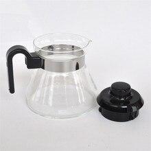 350 ML de vidrio resistente al calor cafeteras/cafetera y tetera utensilios de cocina hervidor Creativo