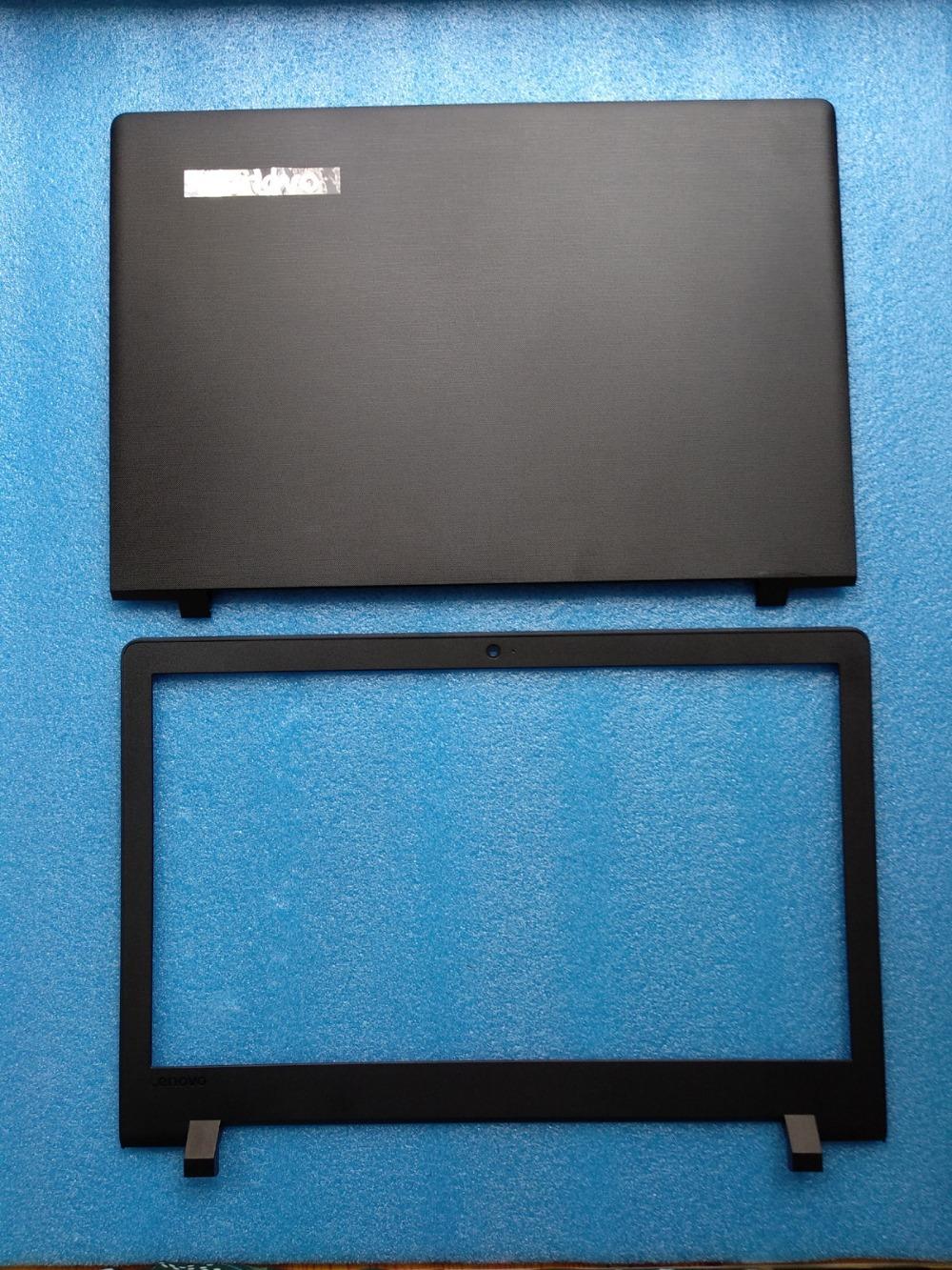 New Original Lenovo IdeaPad 110-15ISK Laptop LCD Rear Back + LCD Front Bezel Cover new original lenovo ideapad y500 y510 y510p 15 6 lcd rear back cover 90202004 am0rr00040