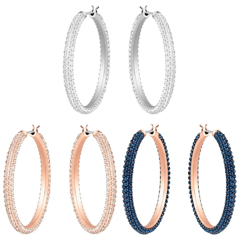 Pizazz Studios Mermaid Chain Dangle Earrings