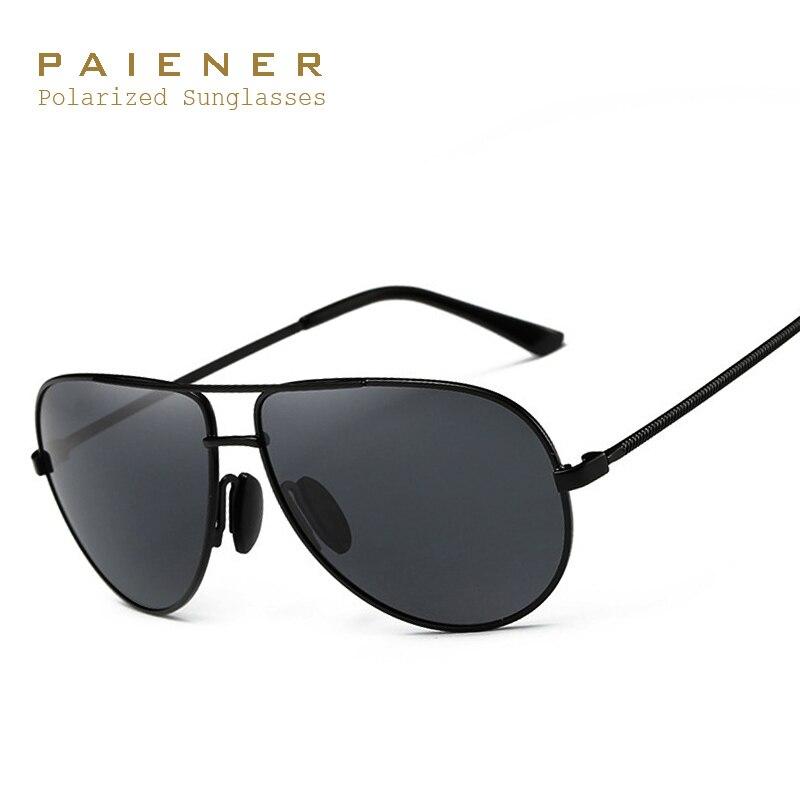 Aviation Polarized Sunglasses Men Brand Designer Sun Glases Male Gafas Hombre spectacles Oculos De Sol Masculino UV eyeglasses
