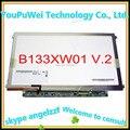"""13.3 """"тонкий жк-матрицы B133XW01 V.2 v.3 LP133WH2 TLA4 N133BGE-LB1 для acer 3810 Т TM8371G 3820ZG ноутбук светодиодный экран левый + правый"""