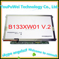 13.3'' slim lcd matrix B133XW01 V.2 v.3 N133BGE-LB1  LP133WH2 TLA4  for acer 3810T TM8371G 3820ZG laptop led screen left +right
