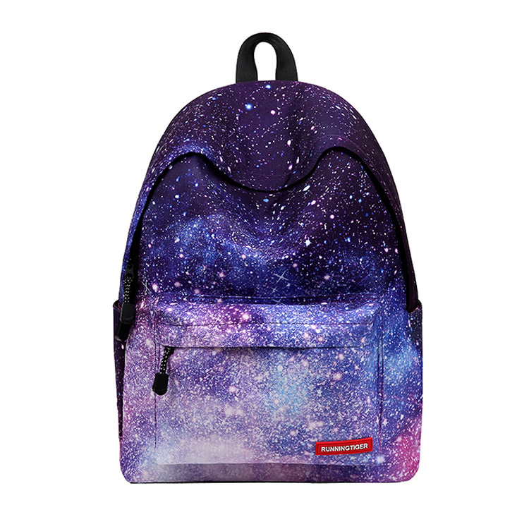 Women Printing Backpack For Teenage Girls Casual School Book Bags Galaxy Stars Universe Space Campus Student Backpack Colors Bag 2017 new women galaxy star universe space canvas backpack multicolor school bags for girls mochila feminina teenage campus bags