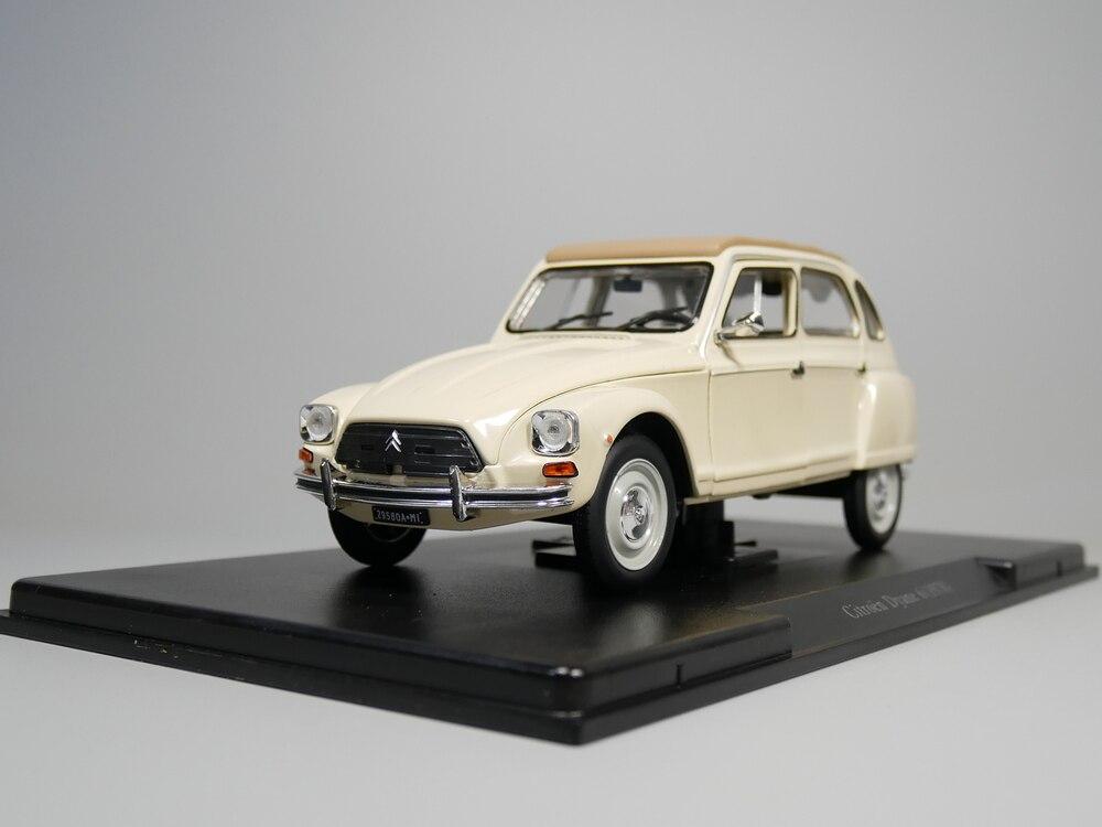 WhiteBox 1:24 Citroen Dyane 6 1978 Diecast Model Car