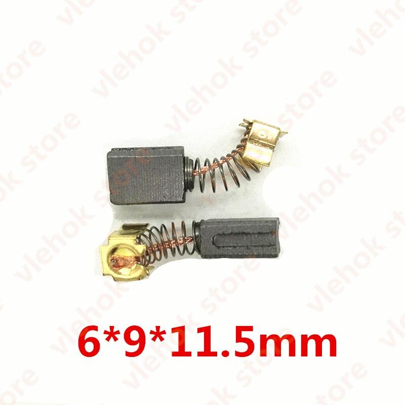 Carbon Brushes Replace For Makita HP1640 HP2031 HP2032 HP2033 HP2041 HP2050 HP2071F HP2051X4 HP1620X1 HP1501K HP1621F Cb-419