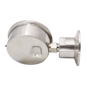 Image 4 - Manometer Bar/psi 1.5 inch (50.5mm) Tri Clamp Diaphragm Pressure Gauge SS304 Stainless Steel Body SS316 Diaphragm