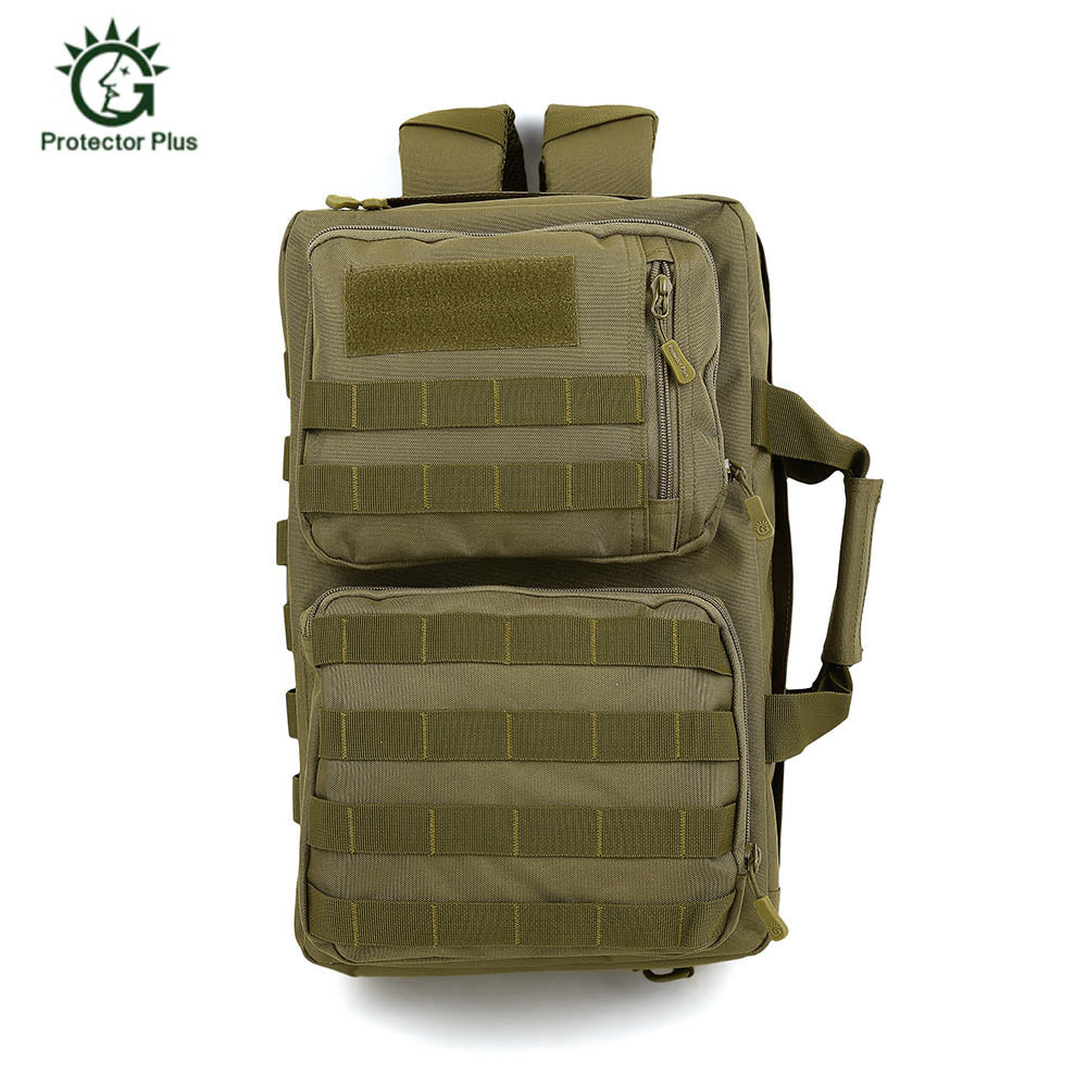Protector Plus 35L Multifunctional Climbing Military Backpack Outdoor Hiking Trekking Camping Bag Sport Bag Tactical Backpack 65l men outdoor army military tactical bag backpack large size camping hiking rifle bag trekking sport rucksacks climbing bags