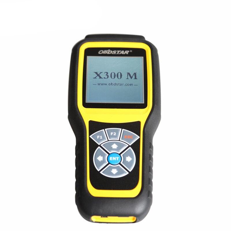 OBDSTAR X300M OBD2 Entfernungsmesser-korrektur Spezielle für Kilometerzähler Einstellung und OBDII Unterstützung M-ercedes B-enz & MQB VAG KM Funktion