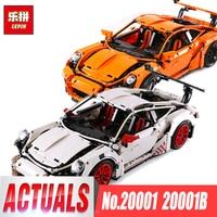 LEPIN 20001 20001B 2704PCS Technic Series DIY Model Building Kits Blocks Bricks Compatible With 42056 Boy