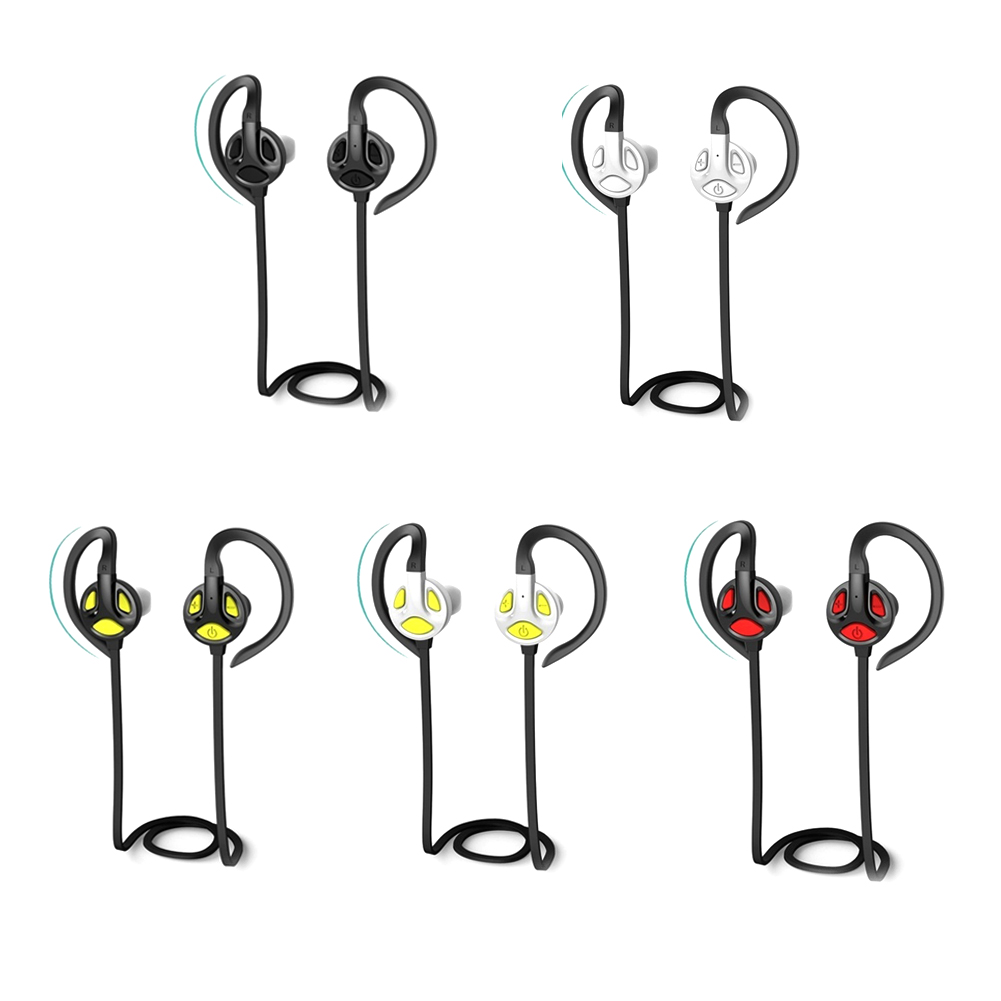 Bluetooth 4.1 Headset Wireless Stereo Sports Earphone Studio Music Handsfree Sweatproof for iPhone Samsung Phone FW1S high quality 2016 universal wireless bluetooth headset handsfree earphone for iphone samsung jun22