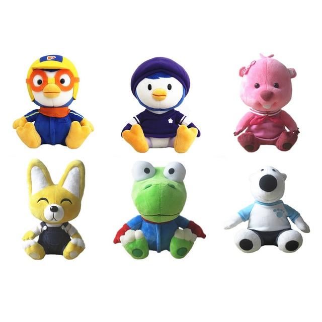 20cm korea pororo little penguin plush toys doll sitting pororo 20cm korea pororo little penguin plush toys doll sitting pororo petty eddy crong loopy poby plush altavistaventures Gallery