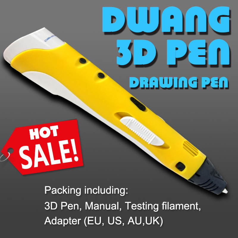 DEWANG 3D Qələm Yazı 1.75mm ABS Filament 3D Yazıcı Qələmi 3D - Ofis elektronikası - Fotoqrafiya 2