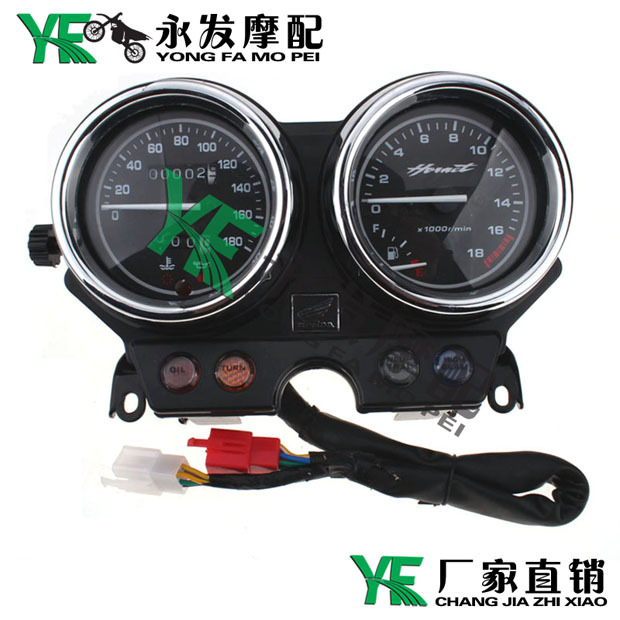 For honda hornet 250 06-07 years Motorcycle Gauges Cluster Speedometer Tachometer Odometer Instrument Assembly