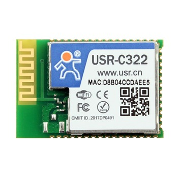 Q13432 USR-C322 Industrial Low Power Serial UART to Wifi Module with TI CC3200 Chip image