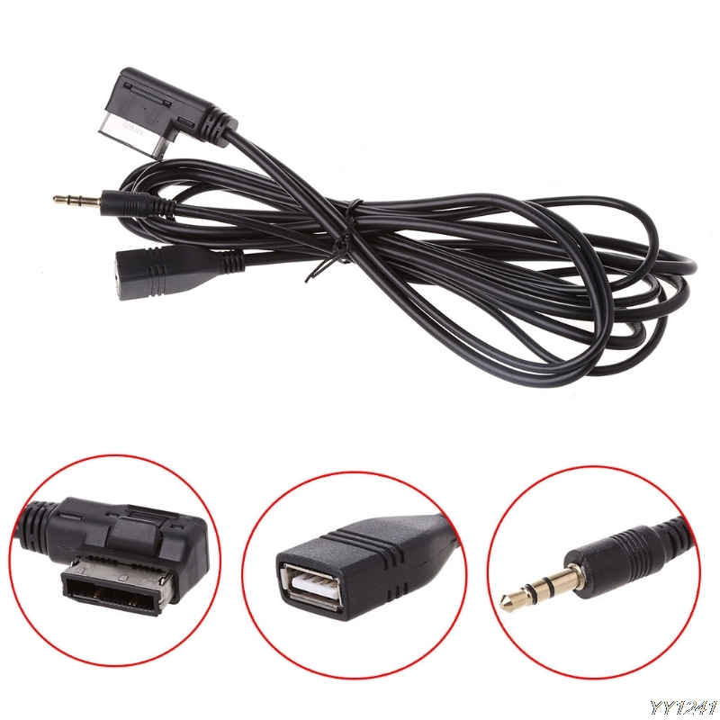 best top 10 mercedes aux cable ideas and get free shipping - h872akcm