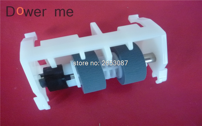 Original new cassette retard roller for Epson WF-8093 8593 8010 8510 8090 8590 8093 8593 holder retard roller assy new and original pick up paper roller for epson sp r1390 1390 r1400 l1300 l1800 roller ld retard roller sub assy asf unit