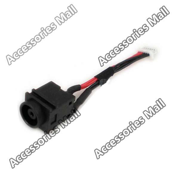 1-10 pcs New Laptop DC Power Jack for SONY VAIO VGN-TX PCG-4 DC Jack with cable connector Free Shipping