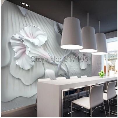 3d Wallpaper For Drawing Room Aliexpress Com Buy Custom 3d Stereo Brickwall Anti Lily