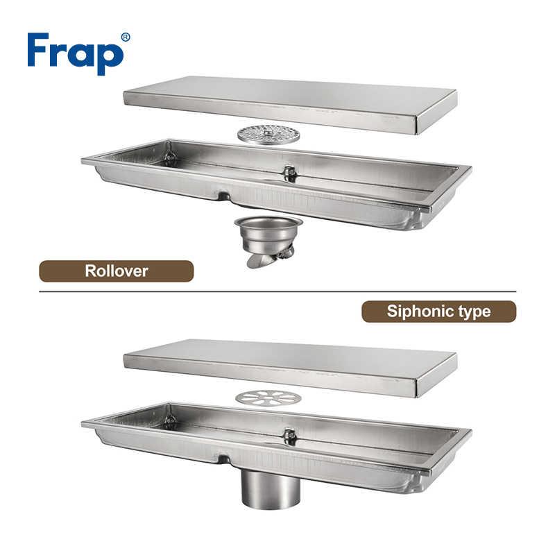 Frap 30*11 センチメートルキッチンストレーナー排水浴室のシャワー Snti 臭床ドレン見えない床排水浴室付属品 y38090