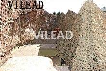 Купить с кэшбэком Loogu 3M x 7M (10FT x 23FT) Desert Digital Camo Netting Military Army Camouflage Net Shelter for Hunting Camping Car Covers Tent