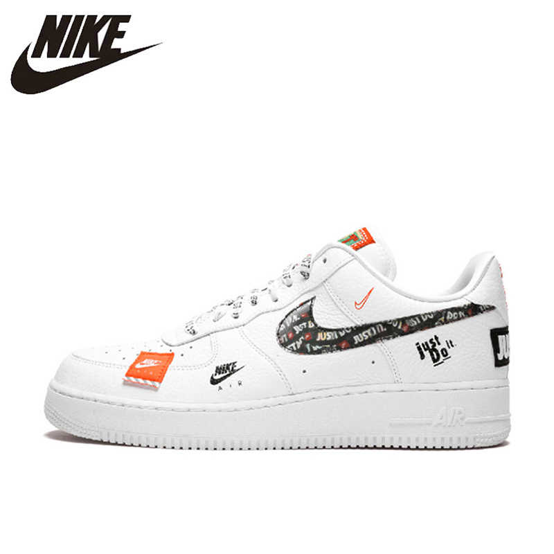NIKE AIR FORCE 1 LOW Men and Women Skateboarding Shoes