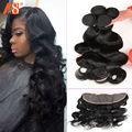 8a Malaysian Virgin Hair With Closure 4 Bundles With Frontal Closure Body Wave With Frontal Closure Malaysian Body Wave