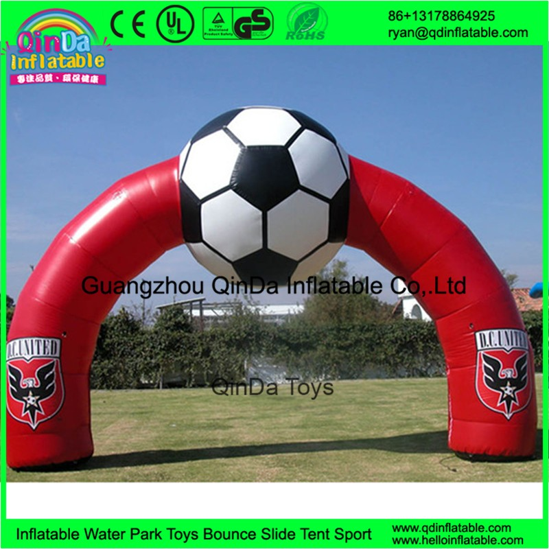 inflatable arch finish line34