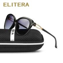 ELITERA Fashion Brand Cool Sunglasses Women Sun Glasses Butterfly Mirror Eyewear women Goggles Occhiali da sole UVA/UVB