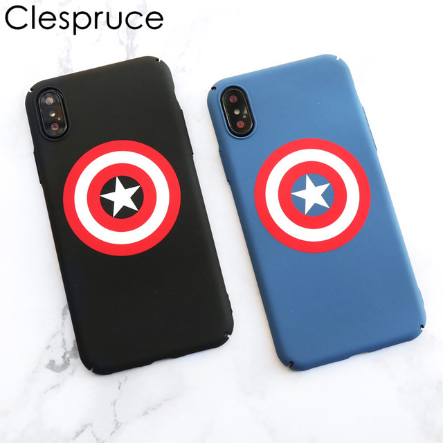 iphone x coque marvel