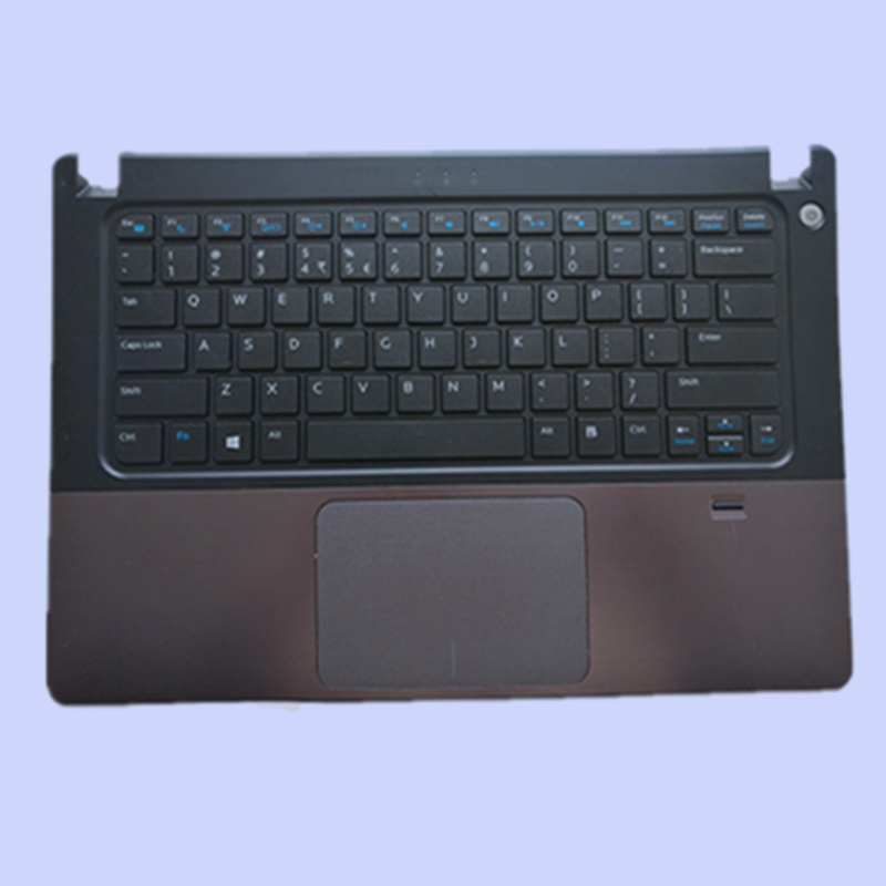 New Original Laptop palmrest with US standard Keyboard for Dell Vostro V5460 5470 5480 5439 the new for dell vostro 5460 v5460 5470 p41g aejw8 laptop keyboard