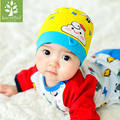 2017 spring Autumn Letters hats for children knitted baby hat cloud pattern newborn photography props I love mom dad baby cap