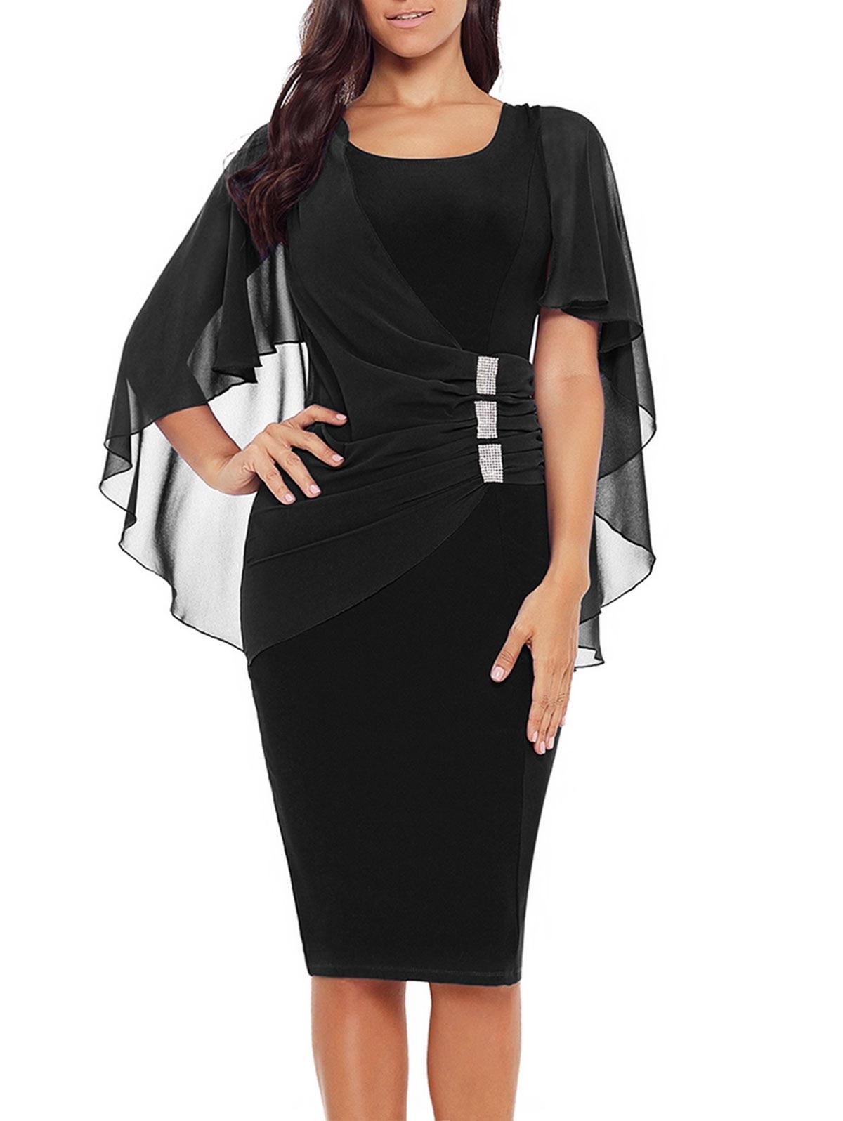 Detail Feedback Questions about Wipalo Women Office Dresses 2018 ... 983a9196ddf2