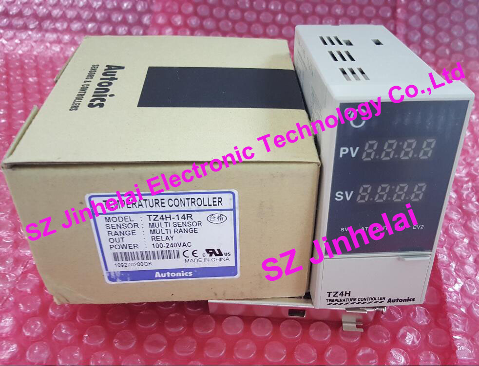 New and original TZ4H-14R, TZ4H-14S, TZ4H-14C AUTONICS Temperature controller цены