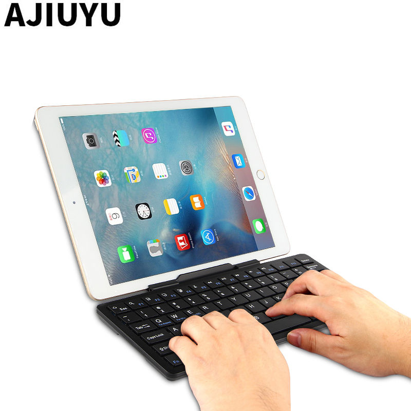 все цены на Bluetooth Keyboard For iPad 9.7 inch New 2017 ipad Air 2 Air2 IPAD Air 1 5 6 Tablet PC Wireless mouse Bluetooth keyboard Case онлайн