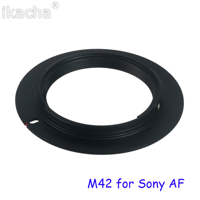 M42 Metal Lens Adapter Screw Mount Lens Ring to For Canon EOS for Nikon AI for Sony AF for Pentax PK Camera Lens Accessories