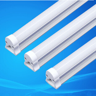 FedEX Free Shipping Led Fluorescent 18W 1200MM T8 LED Tube Light Fixture  High Bright SMD2835 25LM
