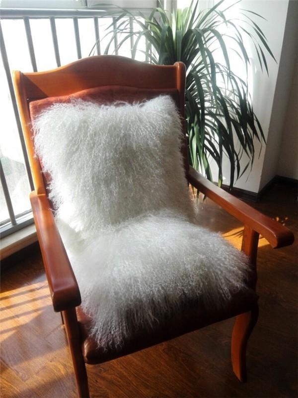 Tibetan sheepskin pillow (7)