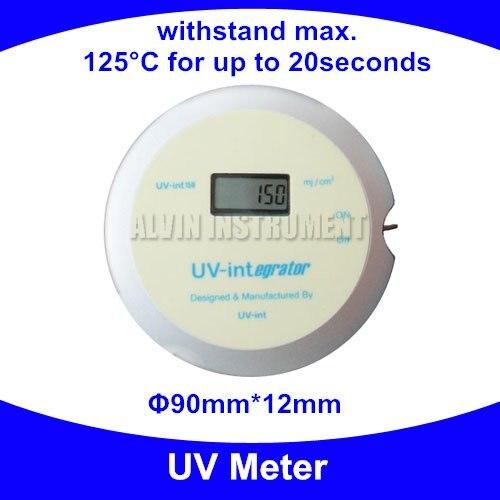 УФ-счетчик УФ-интегратор радиометр УФ-тестер детектор монитор UV250-410nm выдерживает 125C до 20 секунд