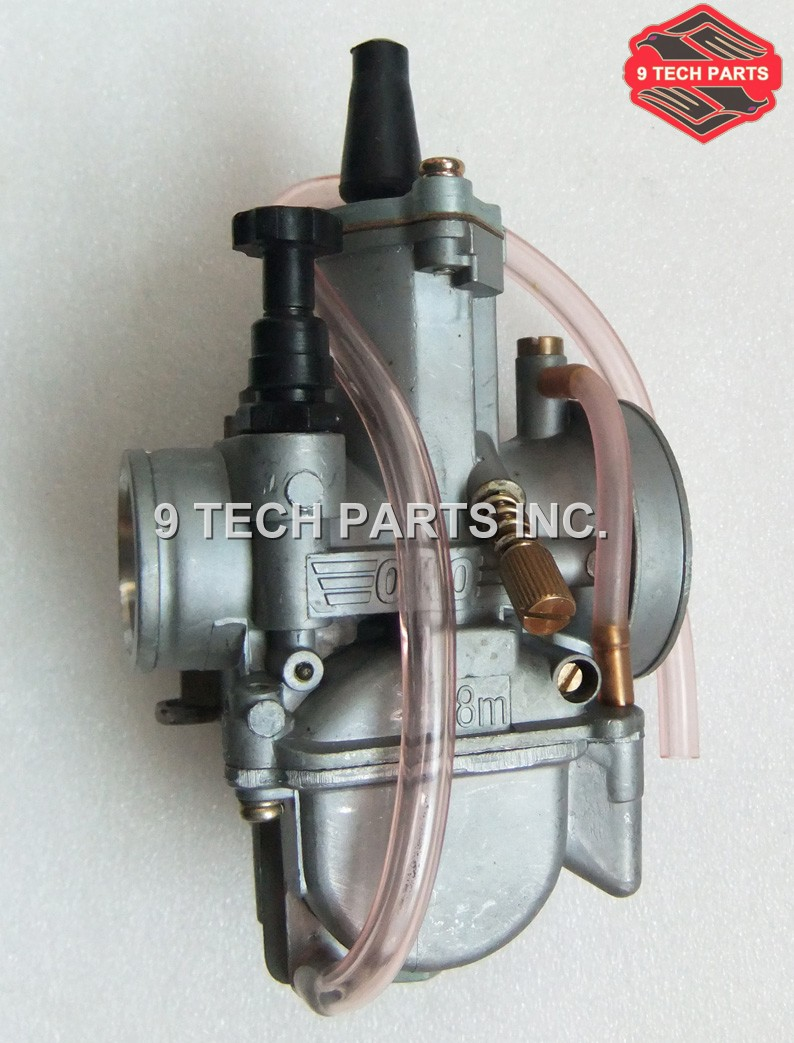 <font><b>PWK</b></font> 21 24 26 28 30 32 <font><b>34mm</b></font> Carb. Racing Carburetor FOR OKO Scooter JOG DIO RTL250 CR80 CR85R CR125 NSR50 NSR80 DT100 125 175 image